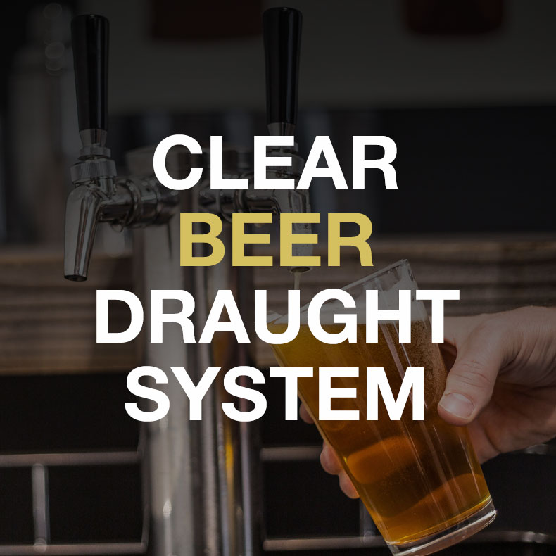 Clear beer draught system thumbnail